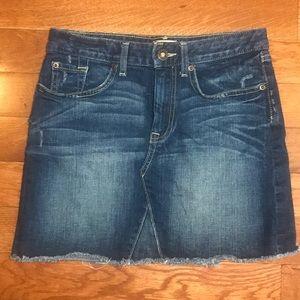 Gap Denim Skirt Size 4 Mini